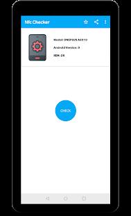 App NFC Checker APK for Windows Phone