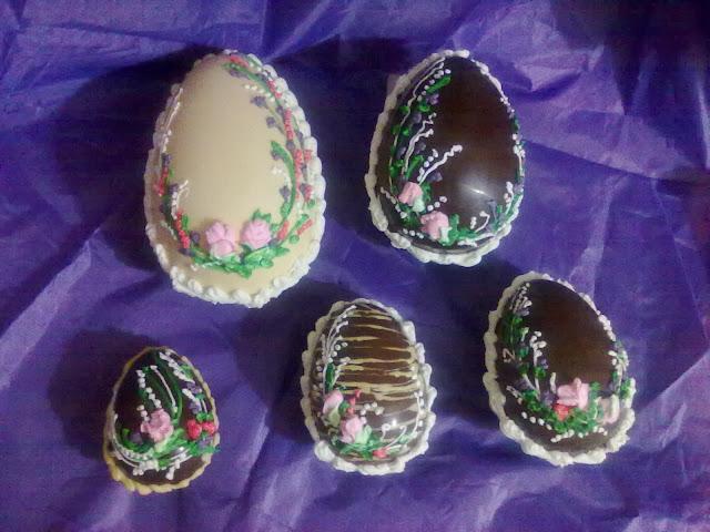 صور شكولاتة على شكل بيض رائعة huevos de chocolate para estas pascuas 200320111301