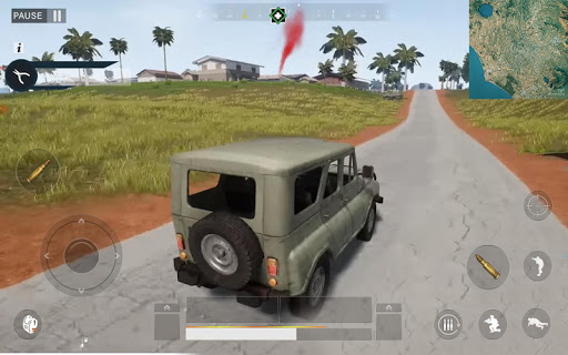 Firing Squad Free Fire : Survival Battlegrounds 3D screenshots 18