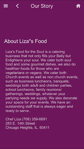 Lizas Food