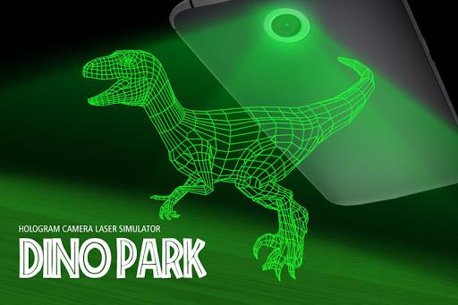 Dino Park Hologram Simulator APK MOD – ressources Illimitées (Astuce) screenshots hack proof 2