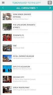 TORONTO CITY KEY- screenshot thumbnail