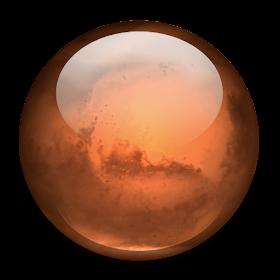 Planet Mars 3D Live Wallpaper