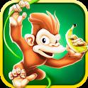 Jungle Monkey Banana Kong Run icon