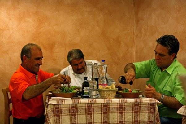 Gli italiani e la buona cucina di Manlio