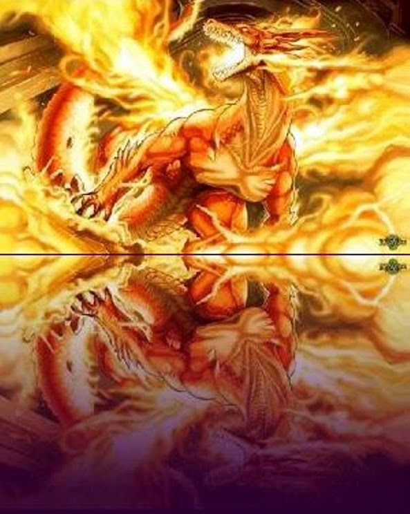 Огненный Змей!! - Птаслов. Королевство Мифологических Птиц