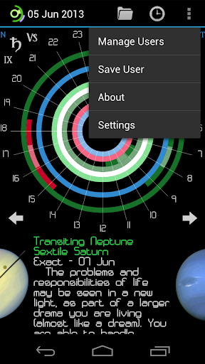 Planetus Astrology screenshot