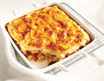 Chili Cheese Shepherds Pie Recipe