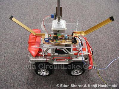 pendulum balancer robot