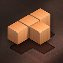 Fill Wooden Block 8x8: Wood Block Puzzle Classic icon