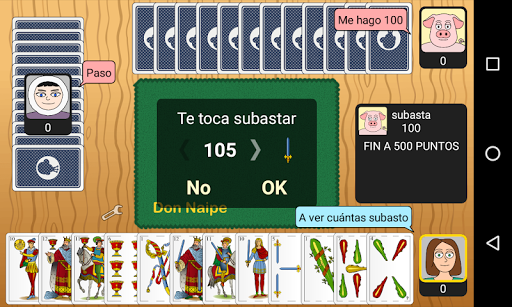 Tute Subastado 1.3.0 screenshots 17
