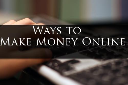 How to Get Rich Online Way 5
