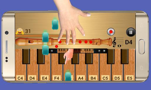 Real Flute & Recorder - Magic Tiles Music Games 1.3 screenshots 7
