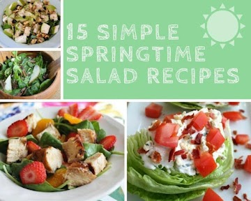 15 Simple Springtime Salad Recipes