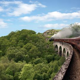 by Jimi Neilson - Transportation Trains