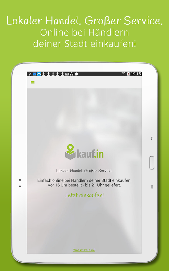 kauf.in- screenshot
