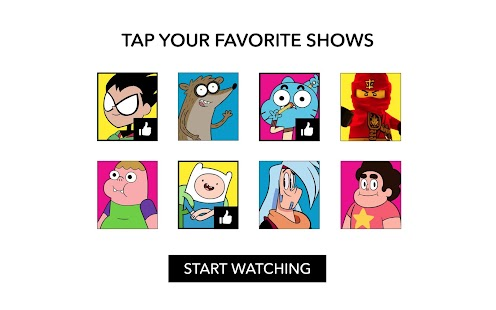 Cartoon Network App- screenshot thumbnail