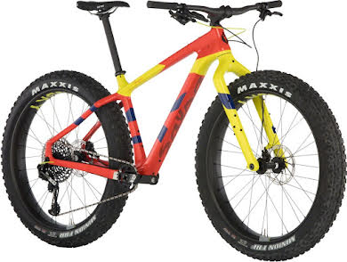 Salsa 2019 Beargrease Carbon X01 Eagle Fat Bike alternate image 0