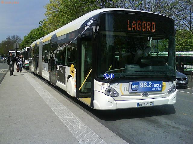 """[La Rochelle] Mise en service du BHNS """"Illico"""" DSC06405"""