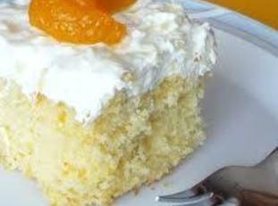 Tracie's Mandarin Orange Cake Recipe