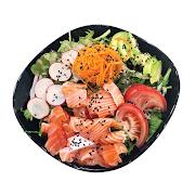 23. Salmon Avocado Salad