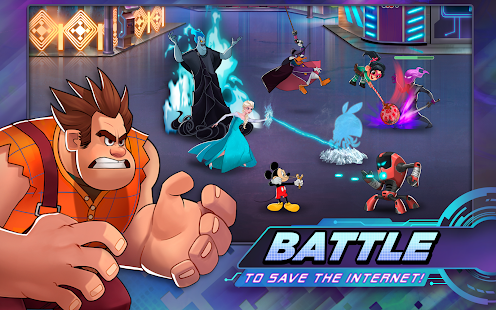Disney Heroes: Battle Mode Mod