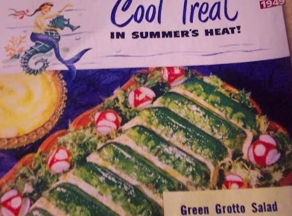 Green Grotto Salad