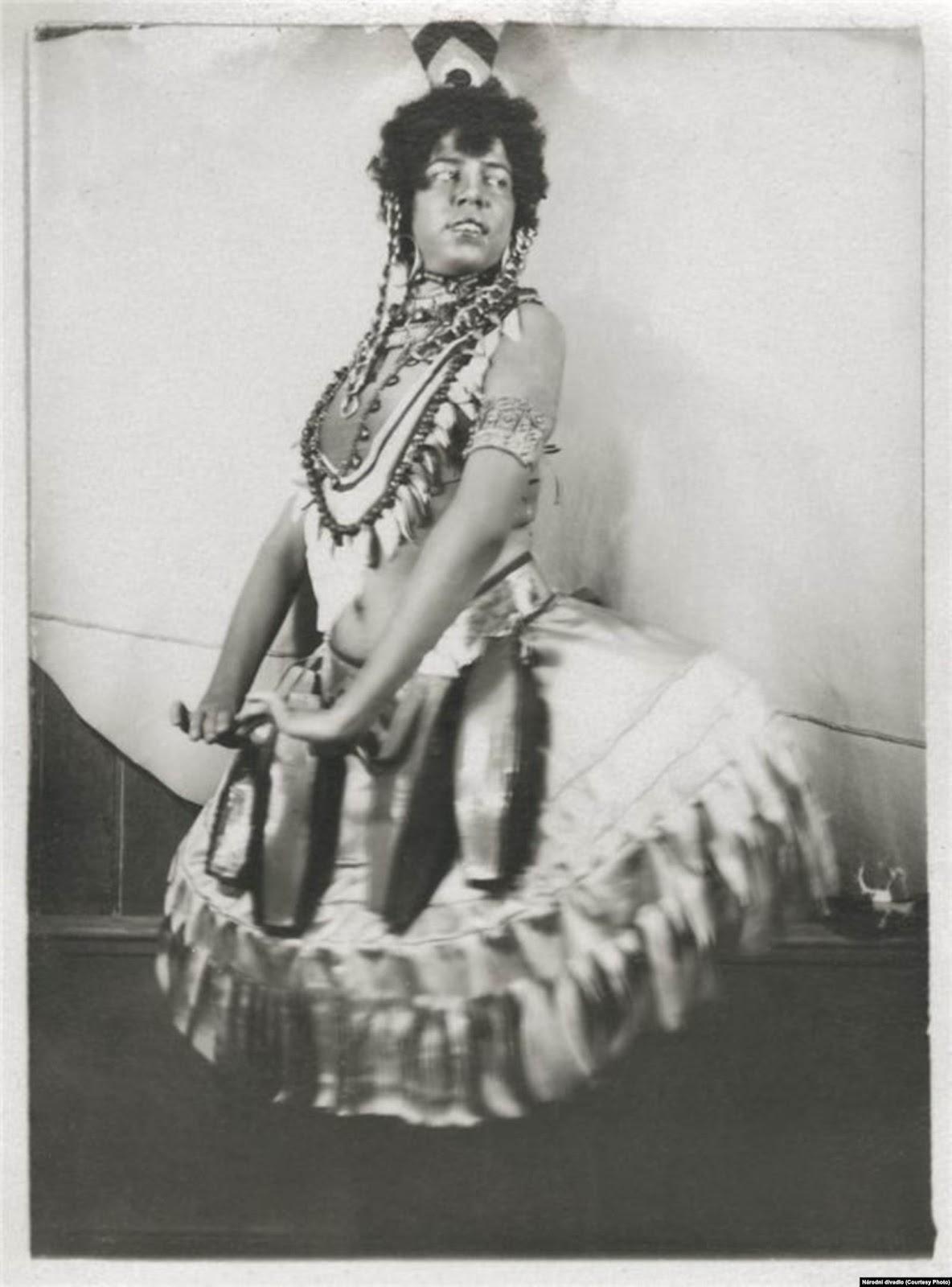 Эрвина Купферова, фото: архив Национального театра Чехии
