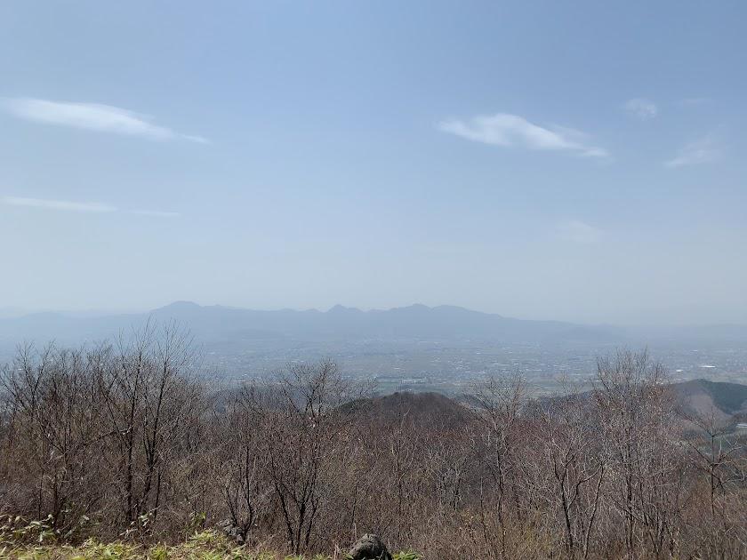 山頂から見た風景2