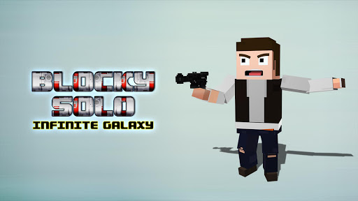 Blocky Solo Infinite Galaxy