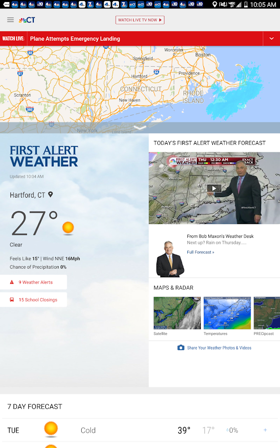 NBC Connecticut- screenshot