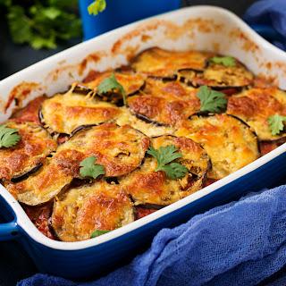 Eggplant Casserole Vegetarian Recipes.