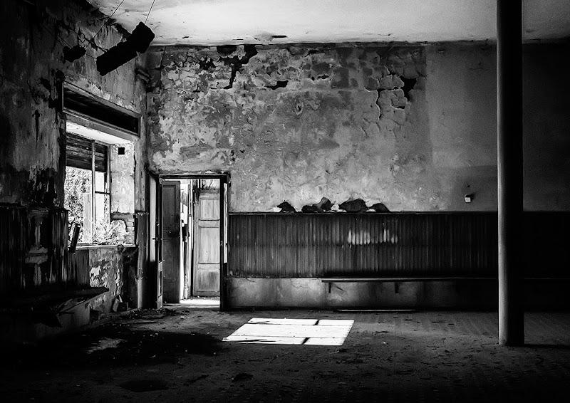 Edificio abbandonato di utente cancellato