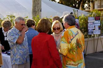 Photo: Susie Cumins Newell, Don Wesser, Nancy Montgomery Gilmour, Barbi Knopp Wesser, Charlene and Ron Norton