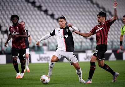 Meilleure audience de la saison pour le match Juventus-AC Milan