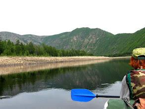 Photo: 25 июля 2011г. Река Олёкма.