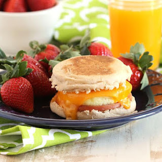 Make Ahead Freezer Breakfast Sandwiches.