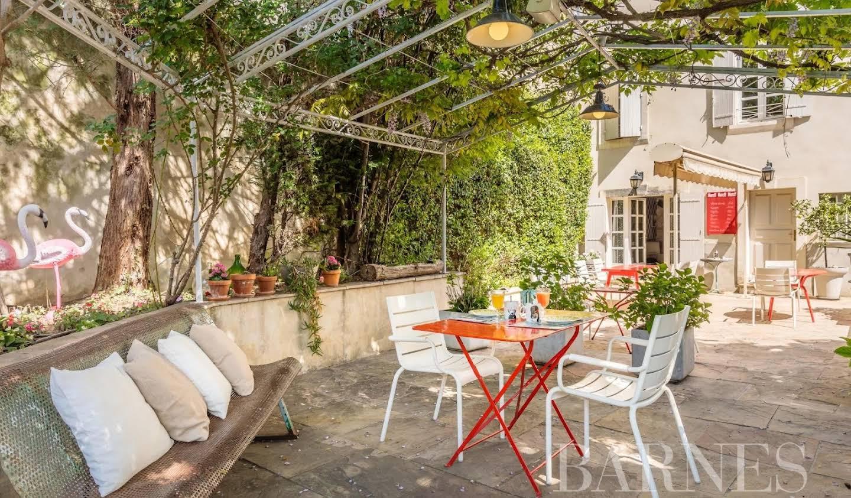 Hôtel particulier avec jardin Villeneuve-les-avignon