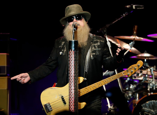 Dusty Hill, longtime bassist with ZZ Top, dies at 72