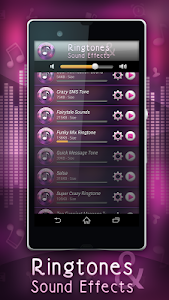 Ringtones and Sound Effects screenshot 0
