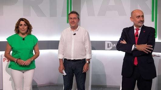 Primarias del PSOE: unos 4.500 almerienses pueden votar hoy