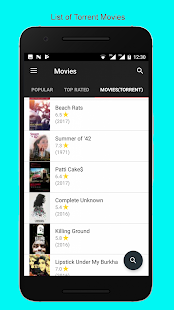 Smart Movie DB & Torrent - Unlimited Collection - náhled
