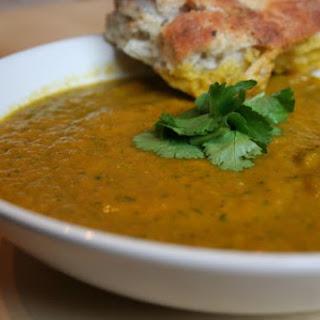 Carrot & Corriander Soup