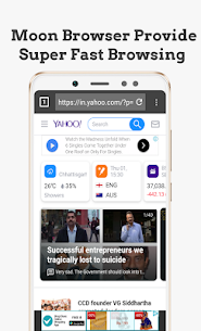 Moon Browser Faster App Download For Android and iPhone 2