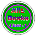 Class 1 All Books (All Subject Text Books) icon