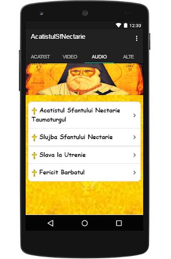 Acatistul Sf Nectarie 1.0 screenshots 11
