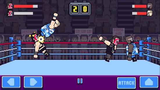Rowdy Wrestling 8