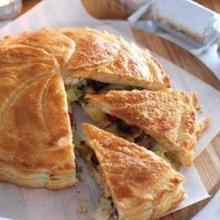 Vegetarian Pie Puff Pastry Recipes.