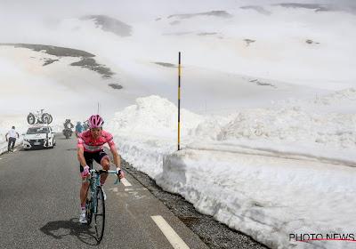 'Bergpas uit bepalende bergrit naar Sestriere sneuvelt mogelijk in Giro'