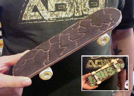 Skateboard Papercraft Dan Watson